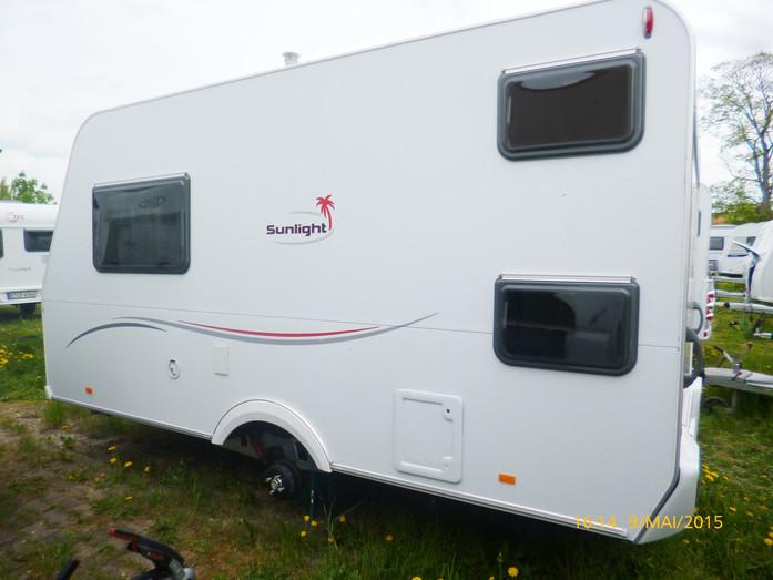 Wohnwagen Sunlight Etagenbett : Der sunlight c k bietet platz für campanda