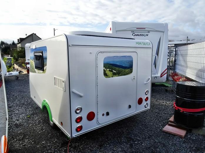 Mini Kühlschrank Für Wohnwagen : Wohnwagen trigano silver mini mit campanda