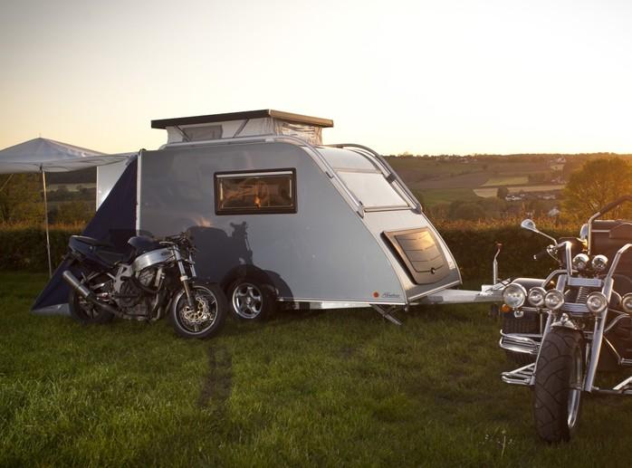 Kip Shelter Plus Modular Wohnwagen mit 34954997 - Campanda.de