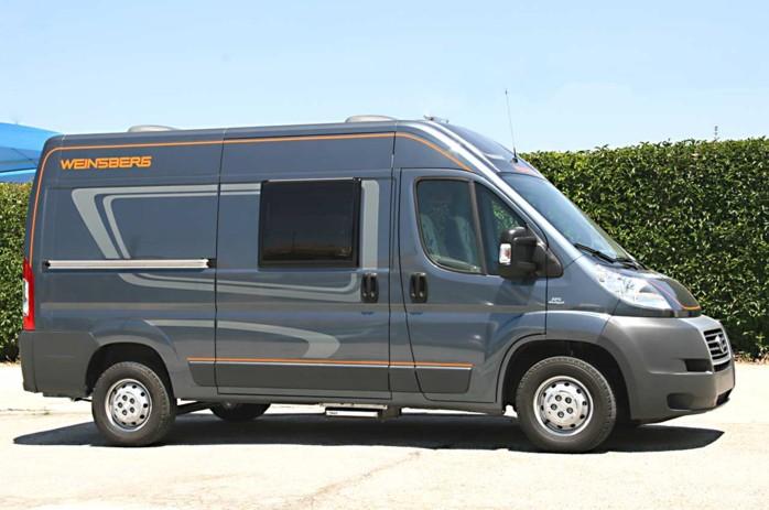 weinsberg carabus 541 mq ein einfaches 44125822. Black Bedroom Furniture Sets. Home Design Ideas