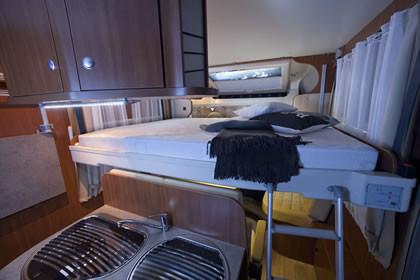 Das helle chausson sweet garage mit einem 53572826 - Camping car chausson sweet garage ...