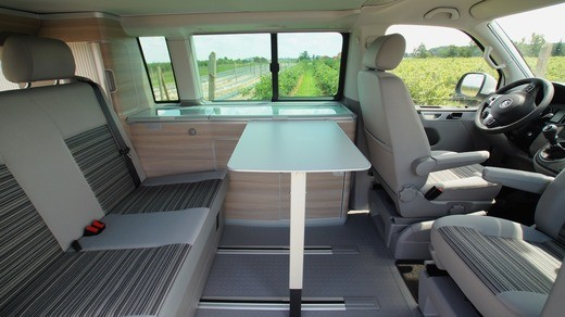 vw t5 california comfortline mit 59458403. Black Bedroom Furniture Sets. Home Design Ideas