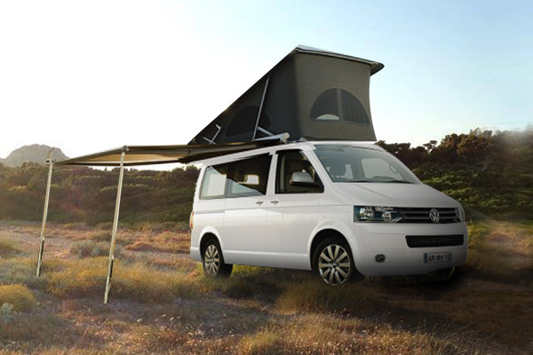 vw t5 california beach kompakter van mit 60383603. Black Bedroom Furniture Sets. Home Design Ideas