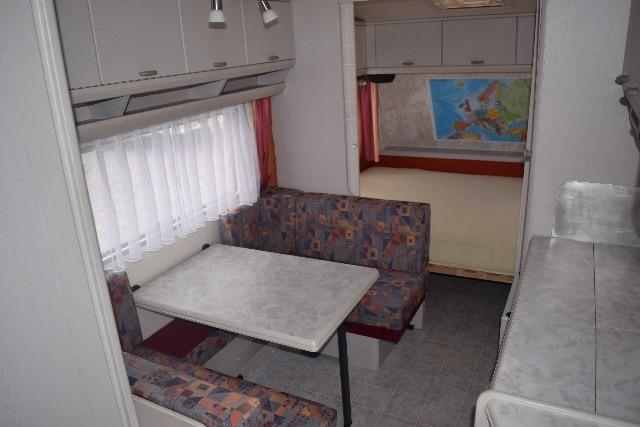 Wohnwagen Etagenbett Festbett Sitzgruppe : Hobby kmf stockbett festbett campanda