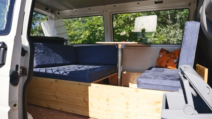 vw bus t4 transporter ausbau volkswagen car. Black Bedroom Furniture Sets. Home Design Ideas