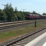 Autozug nach Sylt