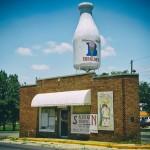 Braums Milk Route 66