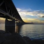 Oeresundbrücke nach Schweden