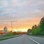 Schweden Autobahn