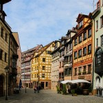 Nürnbergs bekannte Altstadt