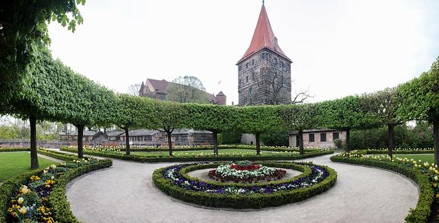 Nürnberger Burggarten