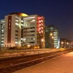 Nachtaufnahme Grenoble