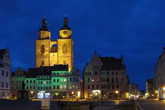Wittenberg Lutherkirche