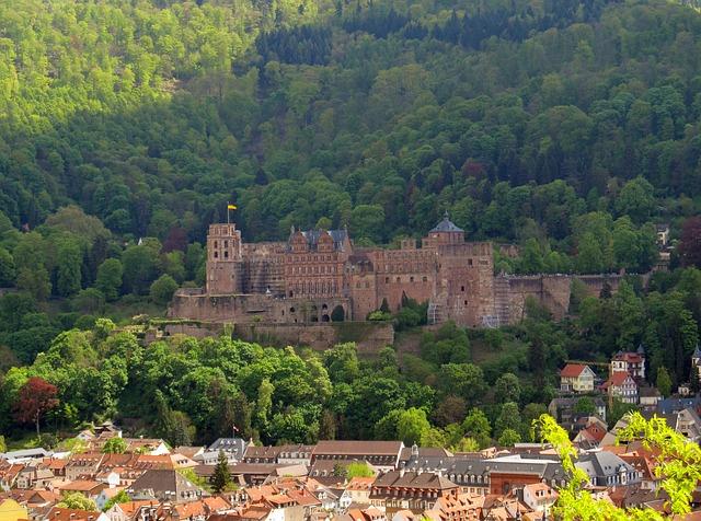 Das Heidelberger Schloss