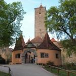 Das Rothenburger Stadttor