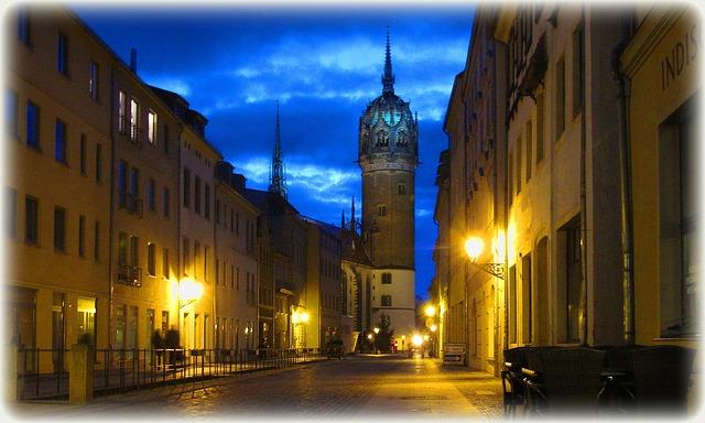 Innenstadt Wittenberg