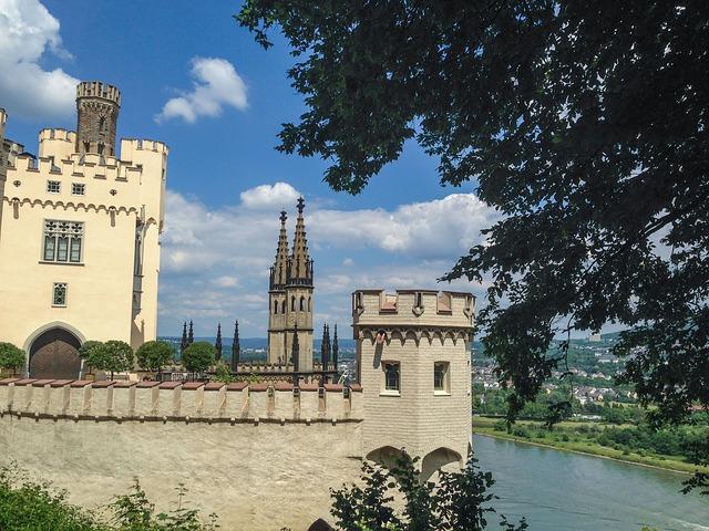 Burg bei Bingen