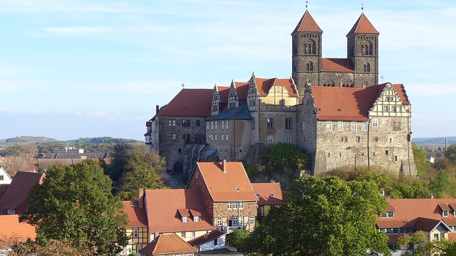 Quedlinburger Burg