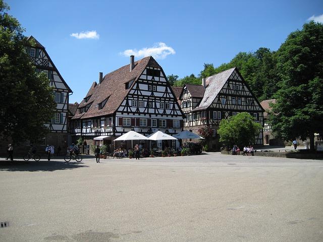 Kloster Maulbronn Innenhof