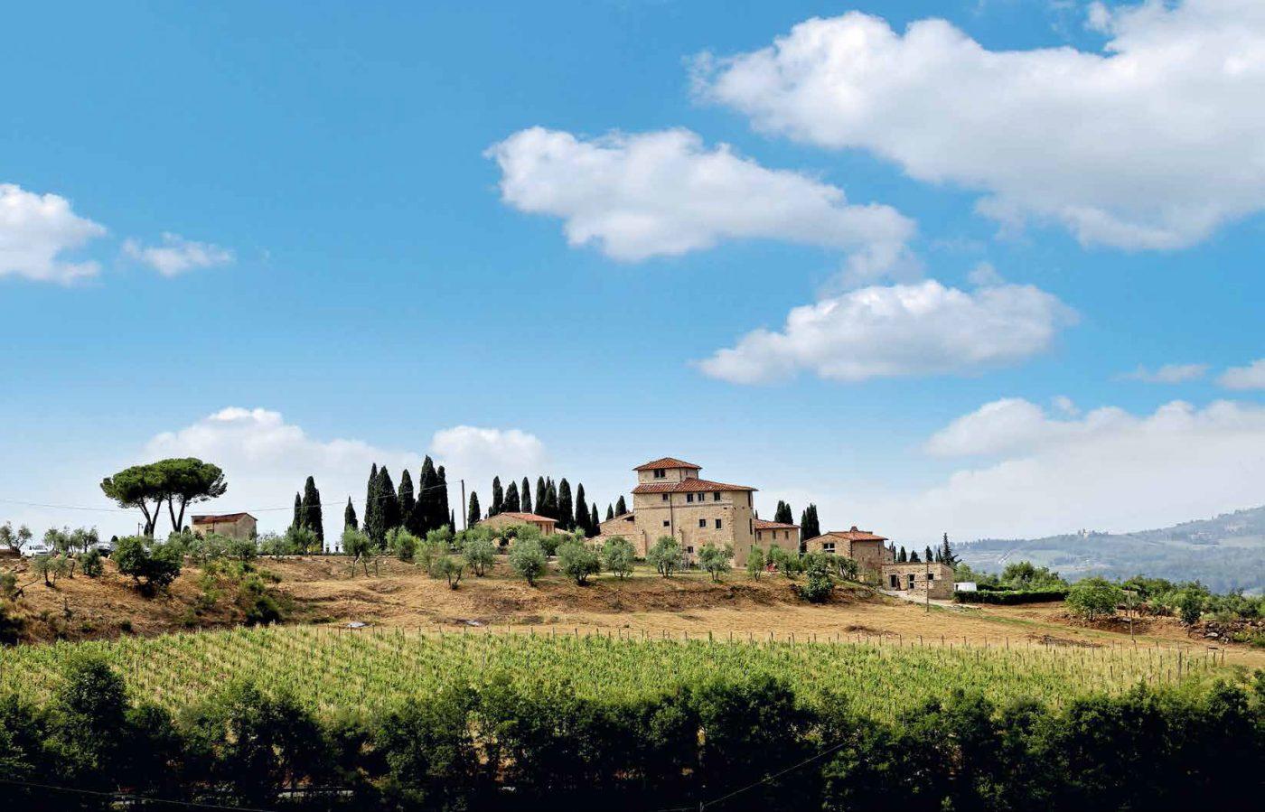 Mobiltour Toskana