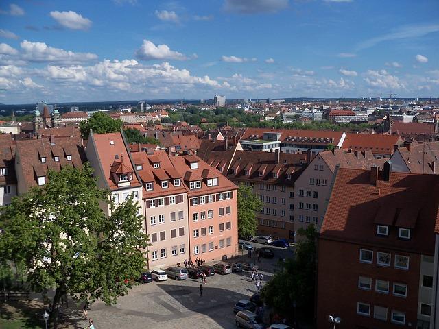 Innenstadt Nürnberg
