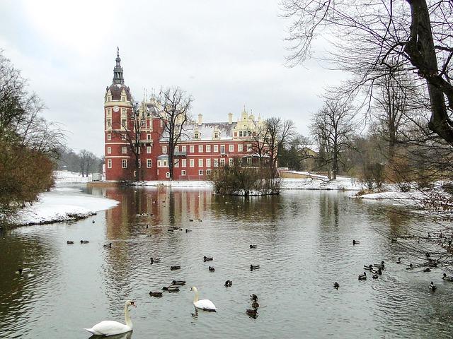 Bad Muskau Neues Schloss
