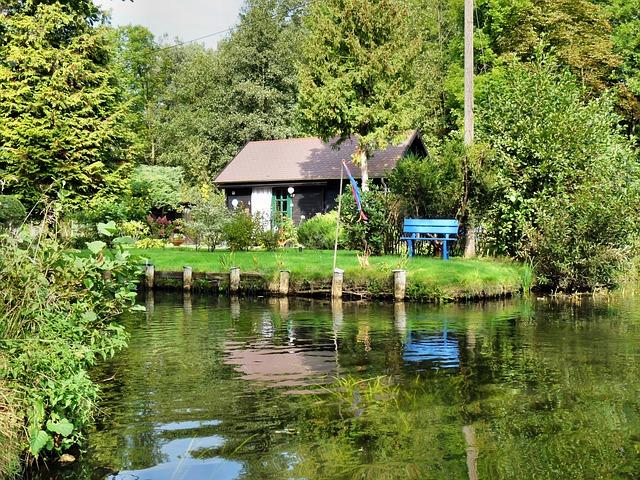 Spreewald See
