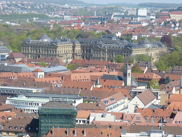 Innenstadt Würzburg