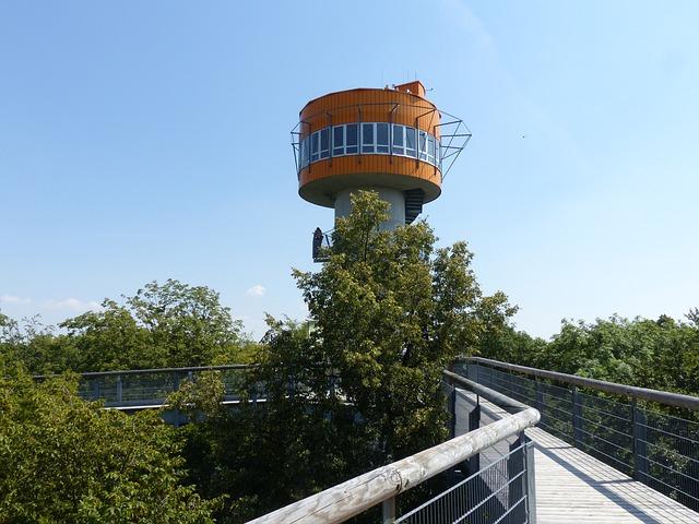 Turm Baumkornenpfad