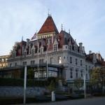 Lausanne burg ouchy