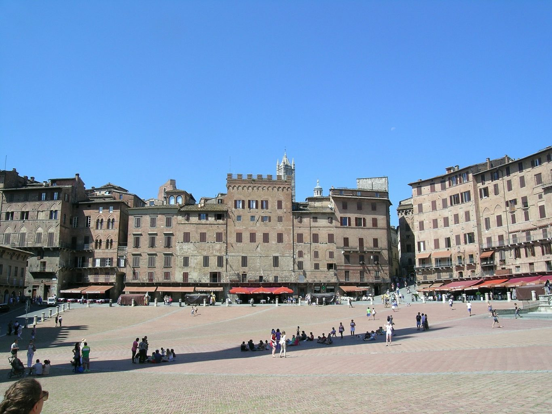 Siena Italien