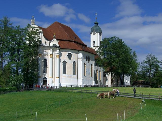 Wieskirche außen