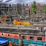 Amsterdam Hausbote