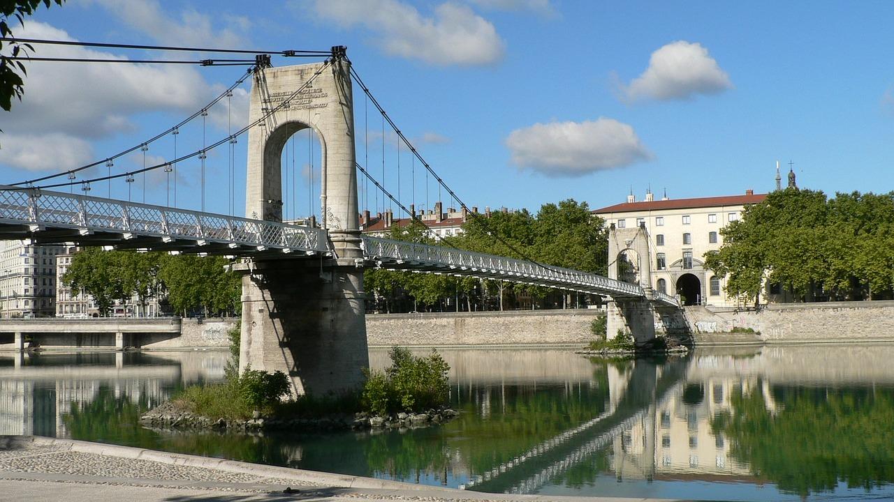 Lyon Brücke