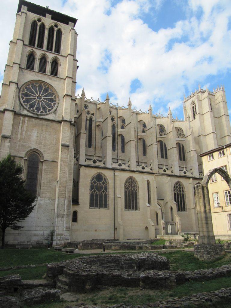 Lyon Kathedrale