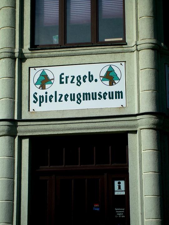 Spielzeugmuseum Erzgebirge