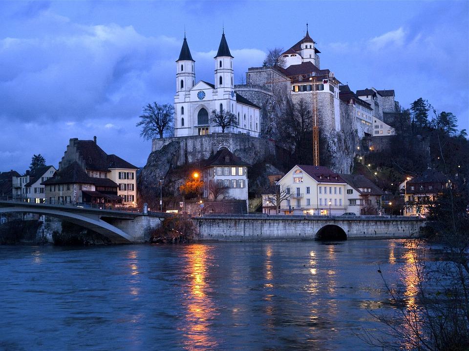 Aarburg Schloss