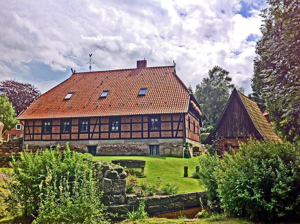 Bauernhof Lüneburger Heide