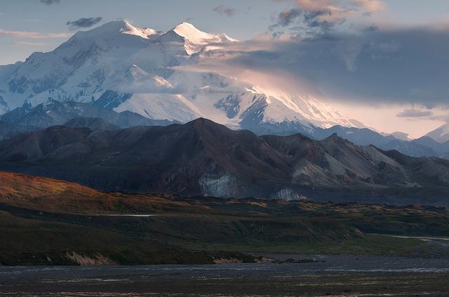 Berge Alaska