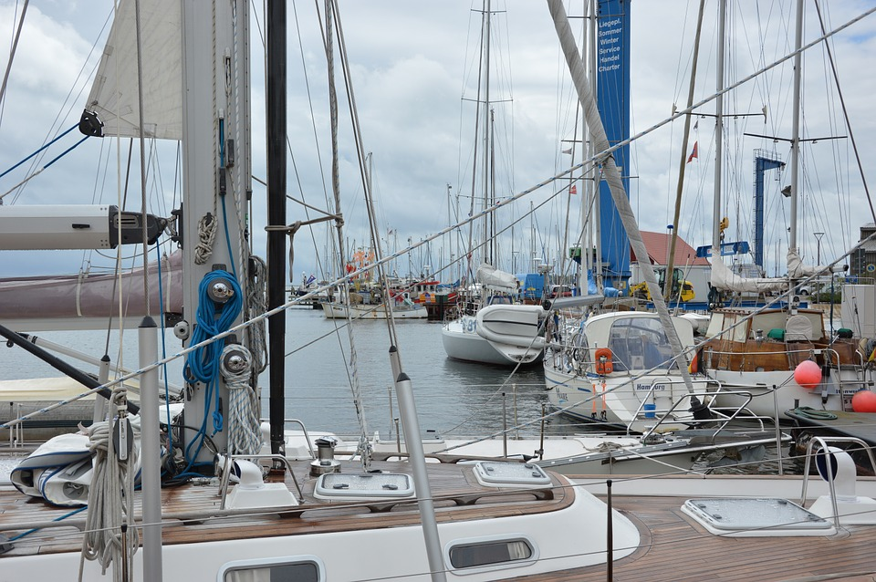Boote Fehmarn