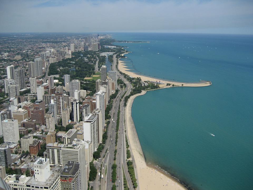 Chicago Küste