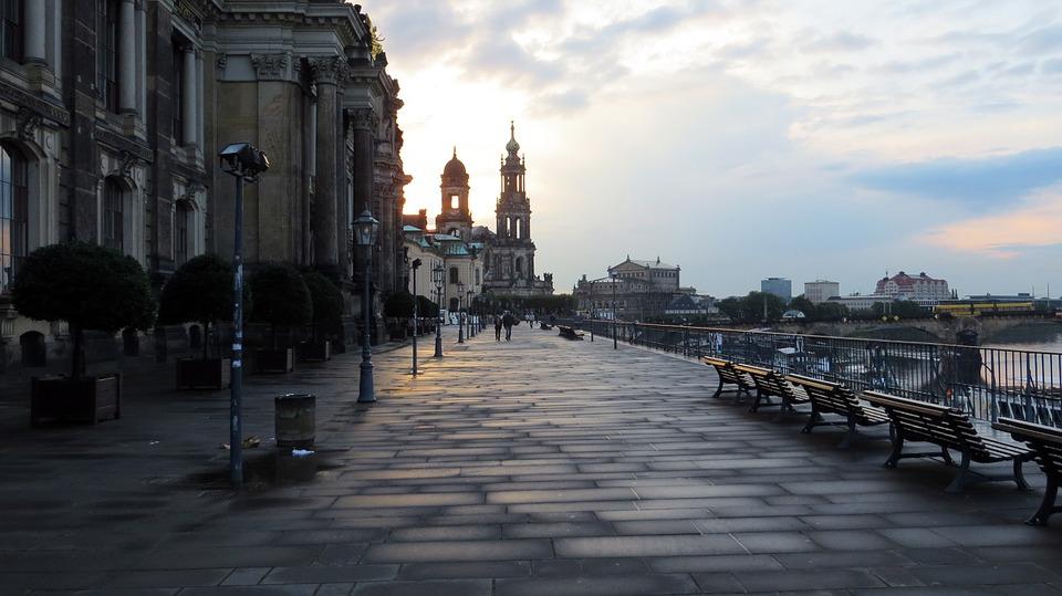 Elbterasse Dresden