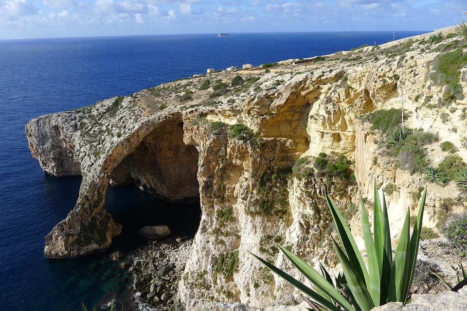 Gozo auf Malta