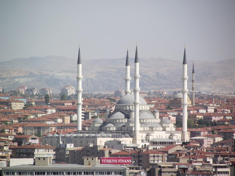 Große Moschee Ankara