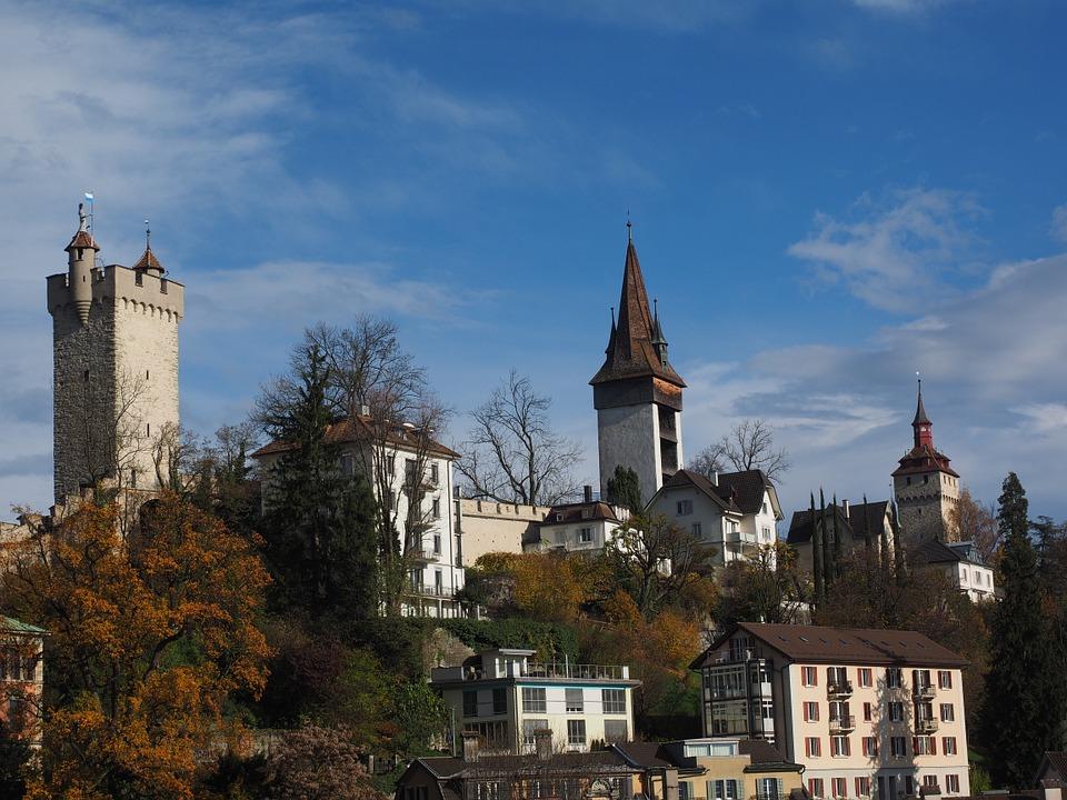 Luzern Innenstadt