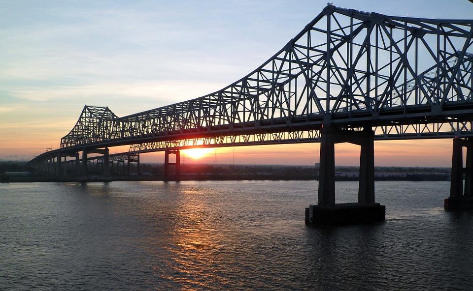 Mississippi Brücke
