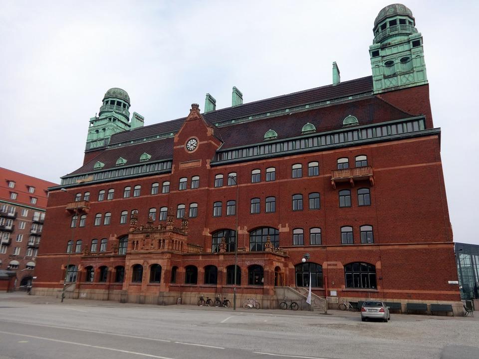 Rathaus Malmö