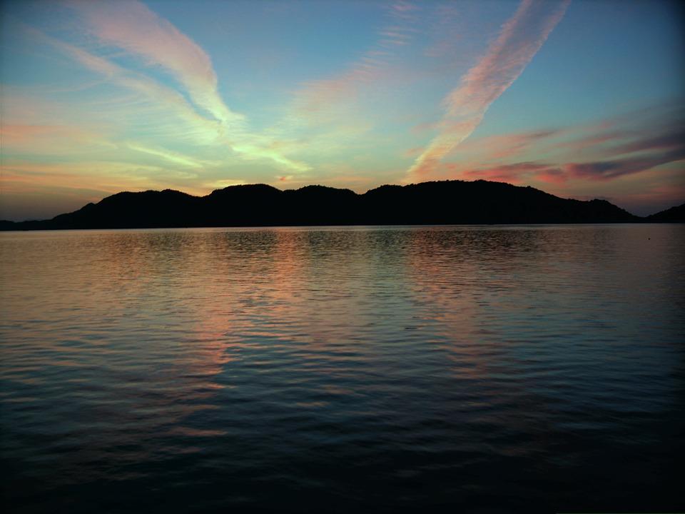 Sonnenaufgang Ägäis-Strand