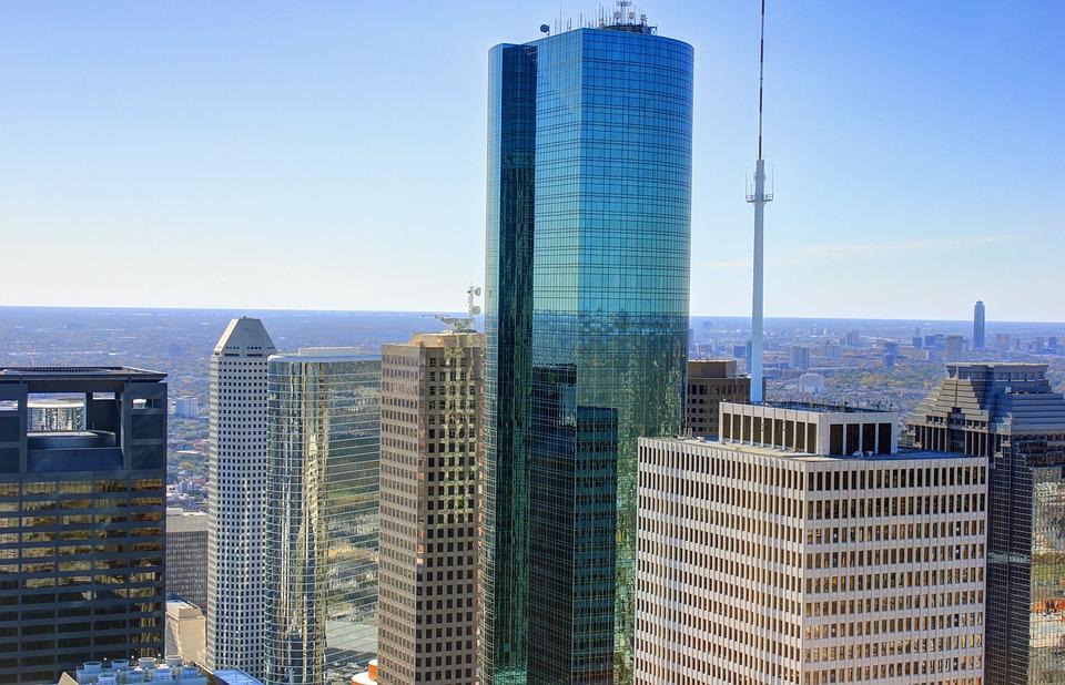 Wolkenkratzer Houston