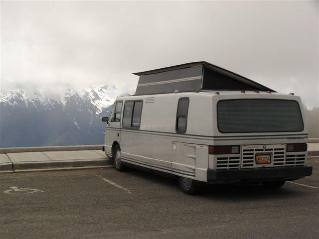 Vixen in Alaska